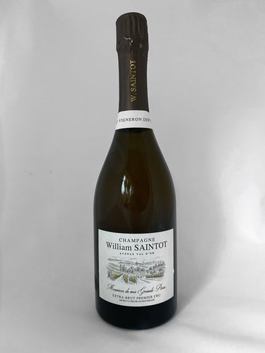 Champagne William Saintot  - Meuniers de mes Grand - péres
