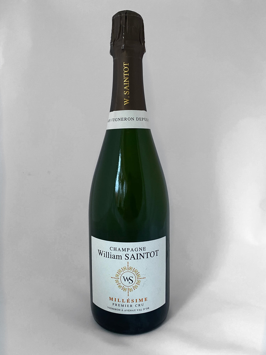 Champagne William Saintot - Millésime 2012