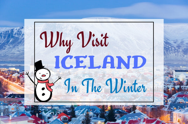 9 Reasons Why A Visit To Iceland Should Be On Your Bucket List In Winter!