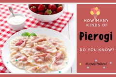 How Many Kinds of Pierogi Do You Know?