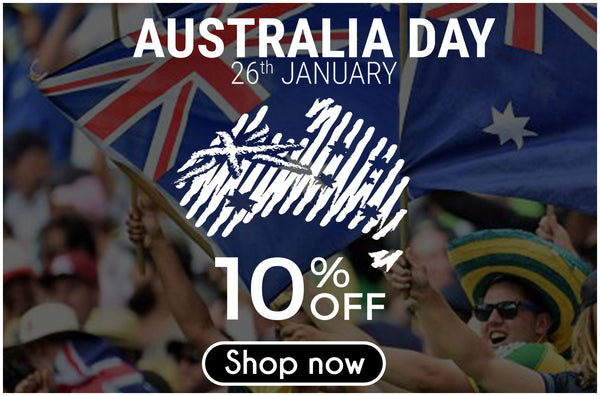 Australia National Day Promotions