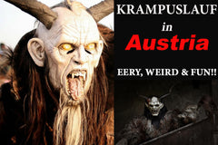 What is the Krampuslauf?