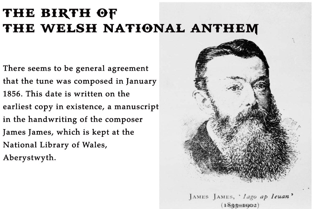 The Story Of The Welsh National Anthem - Hen Wlad Fy Nhadau