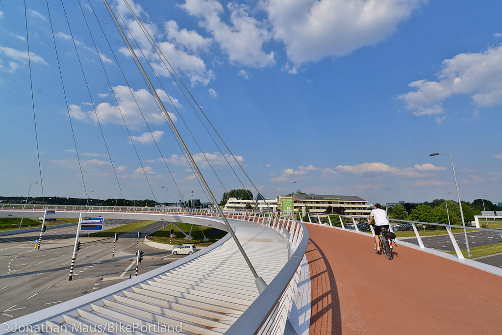 Hovenring - Surprising Reasons Why the Dutch Love Cycling So Hard