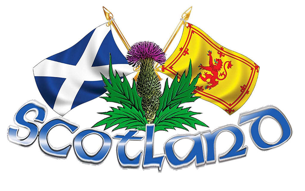 Everything You Should Know About The Flags of Scotland ...