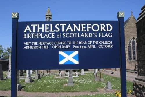 Scotland's National Flag: The Oldest National Flag In Europe