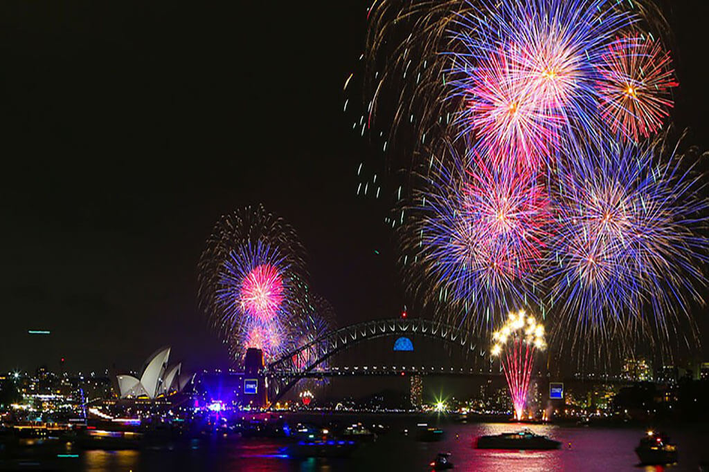 Best Free Spots For Sydney New Years Eve Fireworks 1sttheworld