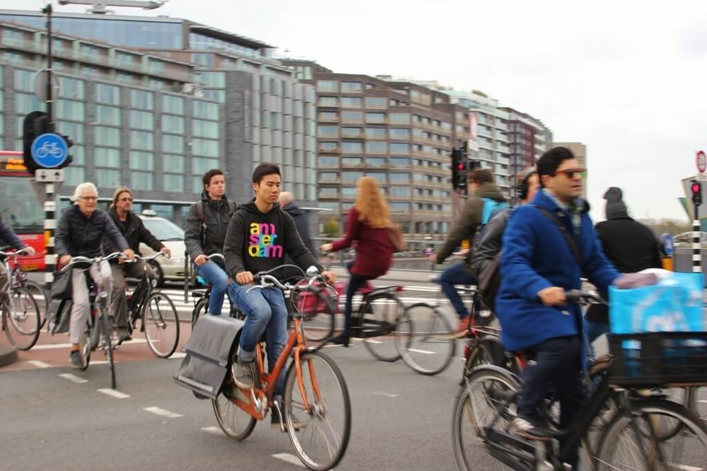clothes for bike - Surprising Reasons Why the Dutch Love Cycling So Hard