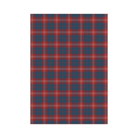 Bon Accord Tartan Flag K9 |Home Decor| 1sttheworld