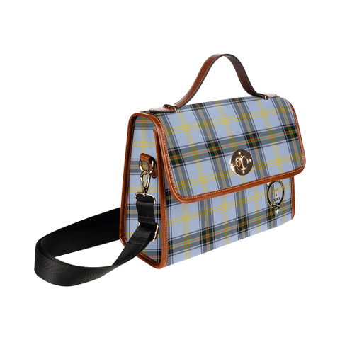 Image of Tartan Canvas Bag - Bell Clan | Over 300 Clans | Order Online