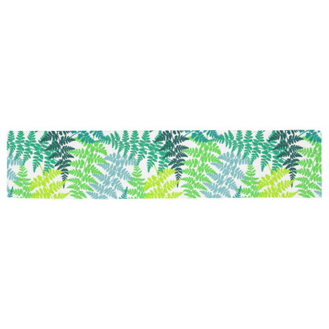 New Zealand Table Runner - Silver Fern 12 A2