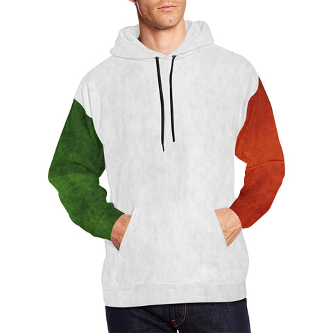 ITALY FLAG  ALL OVER PRINT HOODIE A1