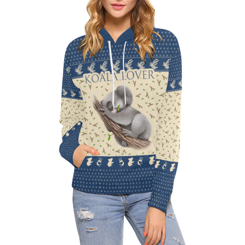 Australia Hoodie Koala Lover™ by 1sttheworld for Men - Women and Kid