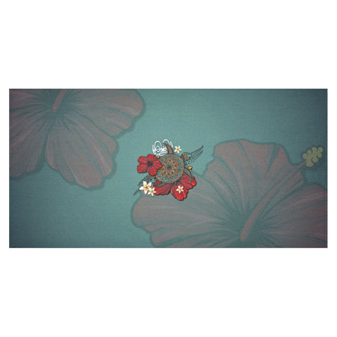 Marquesas Islands Tablecloth Turtle A24