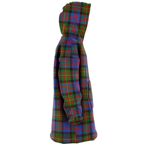 Image of Carnegie Ancient Snug Hoodie - Unisex Tartan Plaid Right