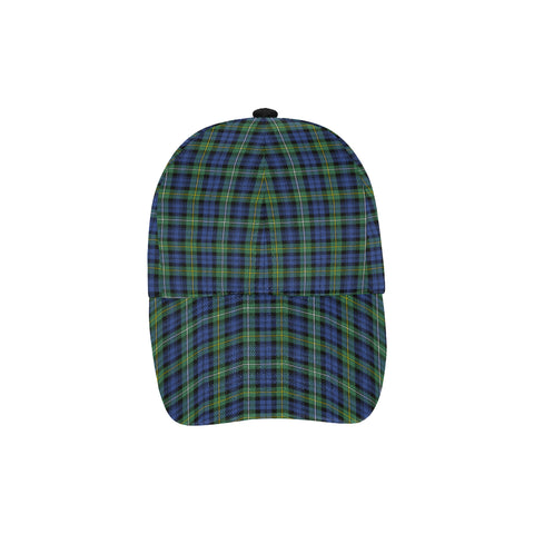 Image of Campbell Argyll Ancient Tartan Dad Cap - BN02