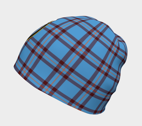 Elliot Ancient Tartan Clan Crest Beanie Hj4