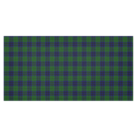 Keith Modern Tartan Tablecloth |Home Decor