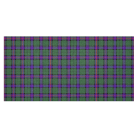 Image of Armstrong Modern Tartan Tablecloth A9 | 1sttheworld.com