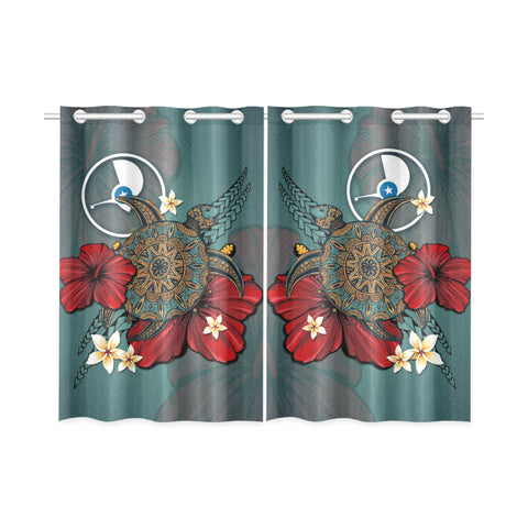 Yap Home Set - Window Curtain | Special Custom Design