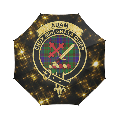 Adam Tartan Umbrella Golden Star TH8