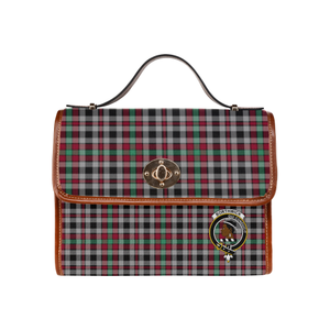Tartan Canvas Bag - Borthwick Clan | Over 300 Clans | Order Online