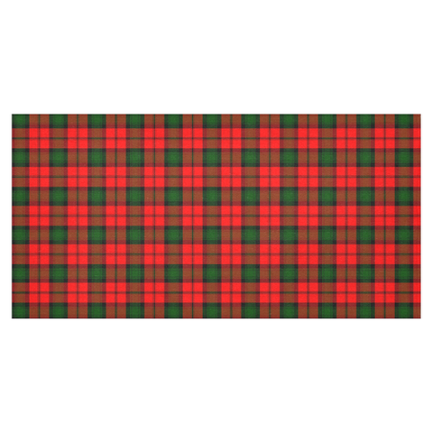 Image of Kerr Modern Tartan Tablecloth |Home Decor