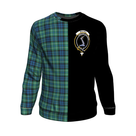 MacNeill of Colonsay Ancient Tartan Sweatshirt - Half Style