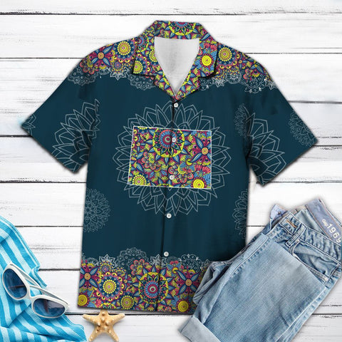 COLORADO MANDALA T0307 - HAWAII SHIRT