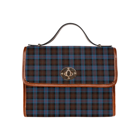 Image of Applestone Tartan Canvas Bag | Waterproof Bag | Scottish Bag