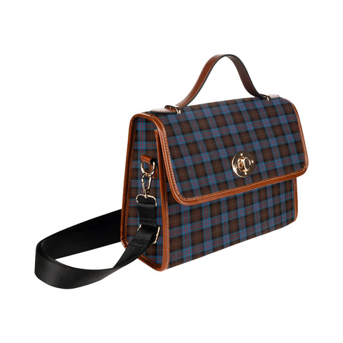 Applestone Tartan Canvas Bag | Waterproof Bag | Scottish Bag