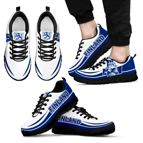 Finland Lion Sneakers Bn10 | 1sttheworld.com