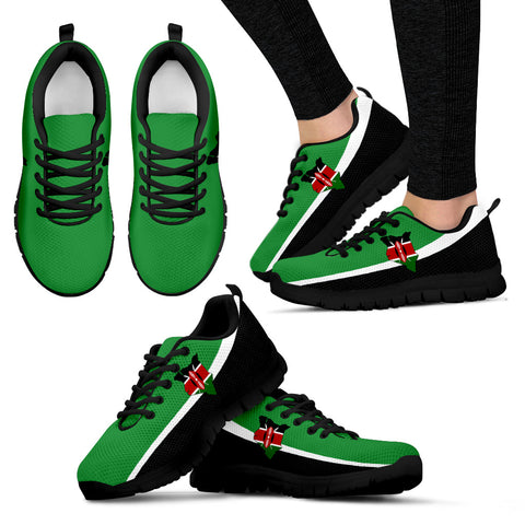 Kenya Map Special Sneakers A5