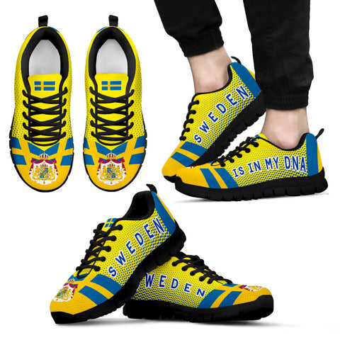 Image of Sweden Sneakers - Sweden Victory Sneakers Classic Version -Black - For Men