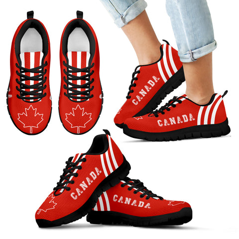 Image of Canada Sneakers Triple Style J7