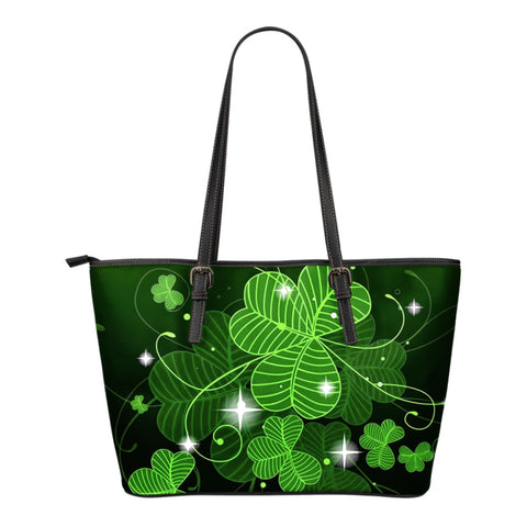 Ireland bags- Shamrock small leather bag NN8