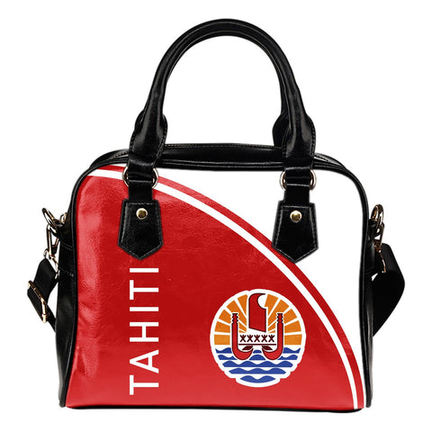 Tahiti Shoulder Handbag - Curve Version - BN04