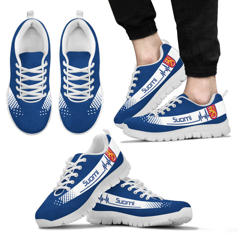 Image of Suomi Heartbeat Sneakers TH0