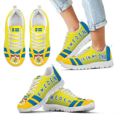 Sweden Sneakers - Sweden Victory Sneakers Classic Version -White - For Kid