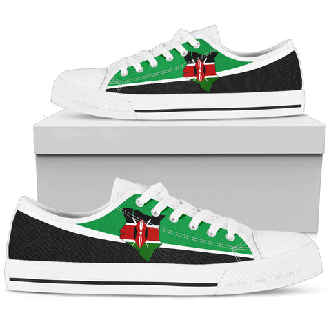 Image of Kenya Map Special Low Top Shoe A5