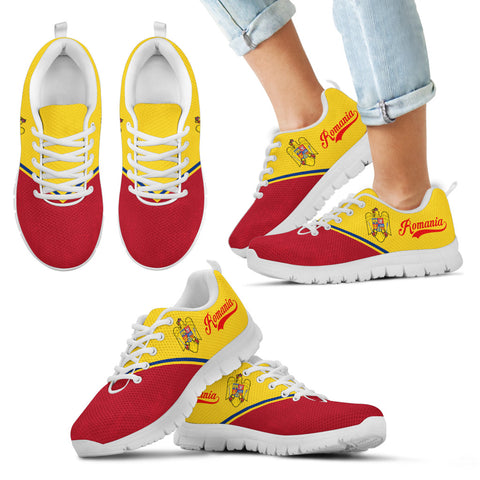 Image of Romania Sneakers | Men & Women | Shoes