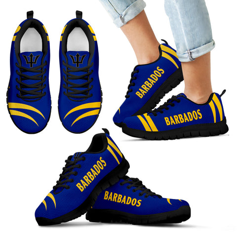 Barbados Sneakers - Monster Claws Style - Blue