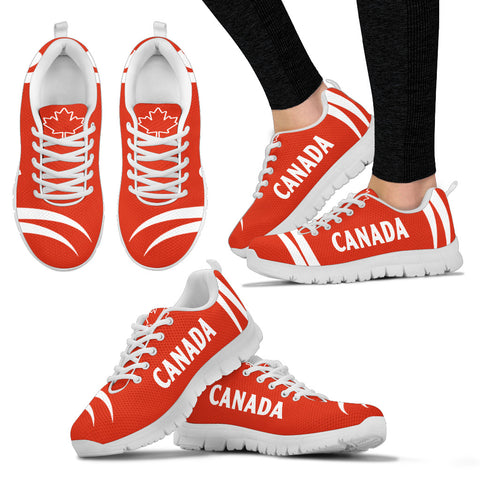 Canada Sneakers Maple Leaf - Monster Claws Style