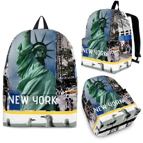 NEW YORK BACKPACK K5