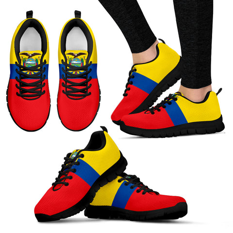 Image of Ecuador Flag Sneakers K5