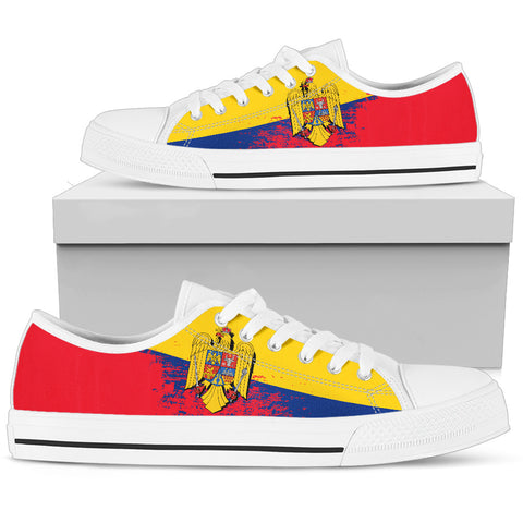 Image of Romania Special Low Top Shoe | Special Design | High Quality