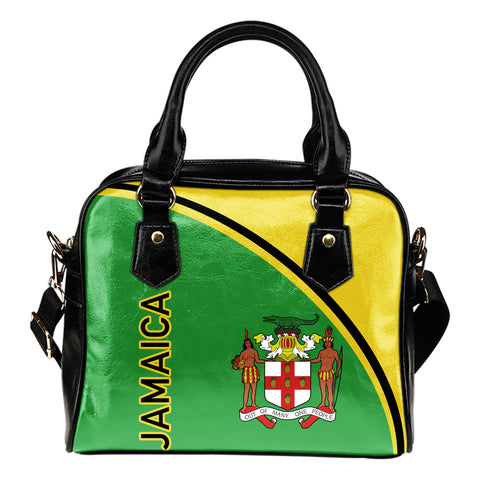 Jamaica Shoulder Handbag - Curve Version - BN04