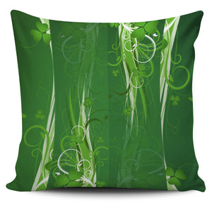 Shamrock Pillow Cover