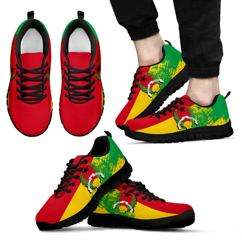 Image of Guinea Bissau Special Sneakers | Men & Women Footwear