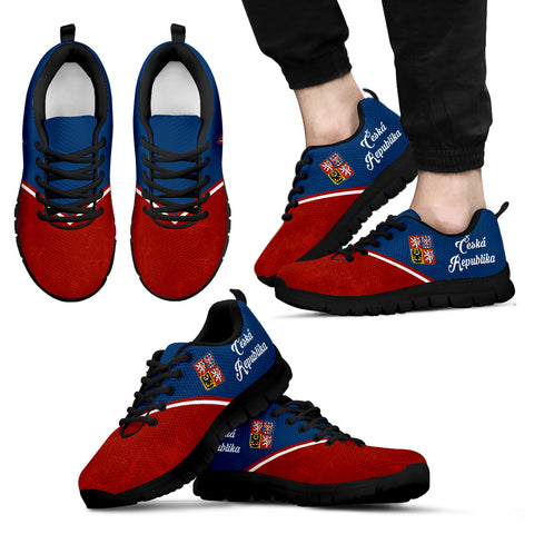 Image of Czech Republic Rising Sneakers A6